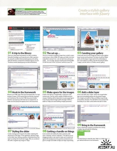 Web Designer Issue 134