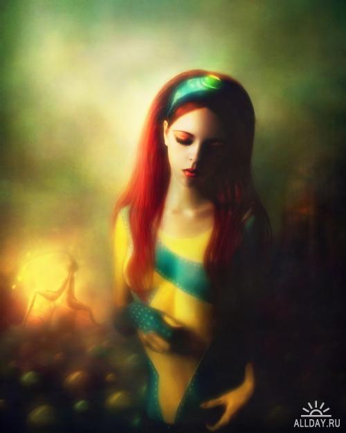 Творчество Катерины Загустиной (KatjaFaith)