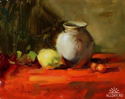 Artworks by  Fongwei Liu
