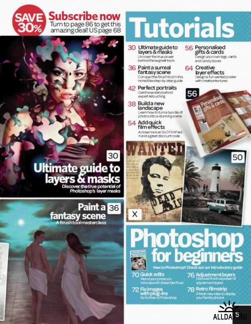 Photoshop Creative Issue 107 2013