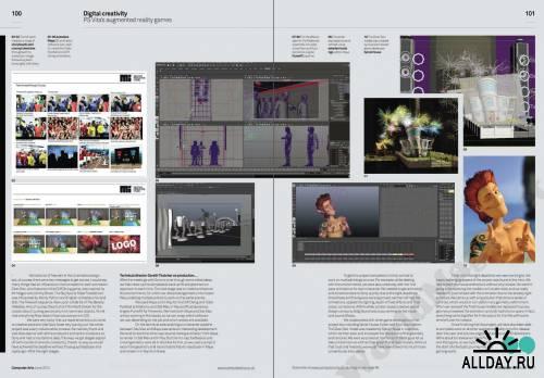 Computer Arts - June 2012