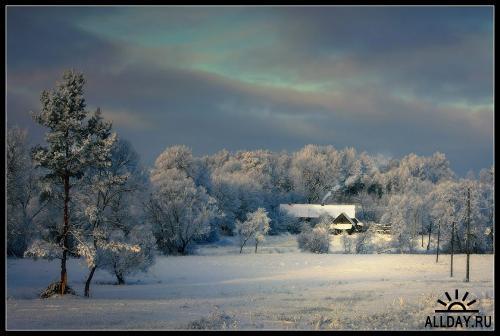 Фотохудожник из Латвии Alloxa