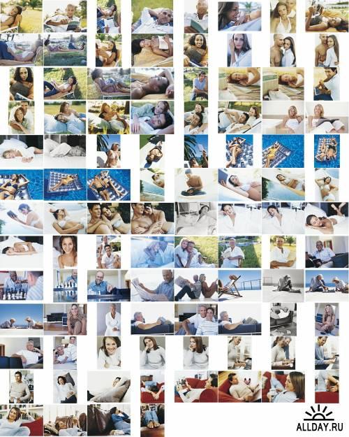 Stock Photo - Relax Mix