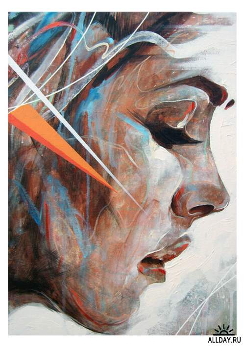 ART by Danny O'Connor, United Kingdom