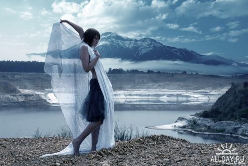 Фотоработы от Selina DeMaeyer