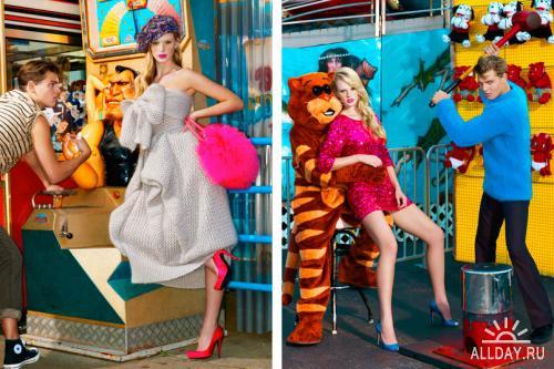 Fashion фотографии от Gavin Bond