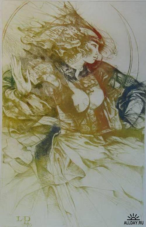 Болгарский художник Lyben Pashkulski