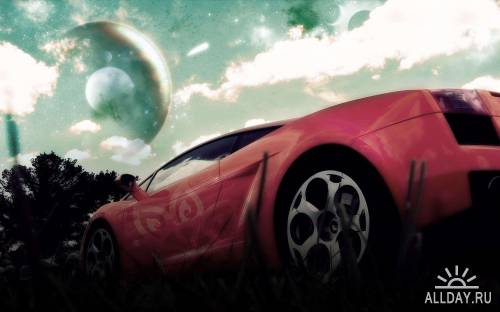 50 Different Delicious Cars HD Wallpapers