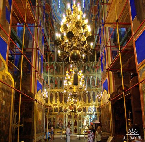 ЗОЛОТОЕ КОЛЬЦО РОССИИ. Суздальский Кремль и Спасо-Ефимиев монастырь