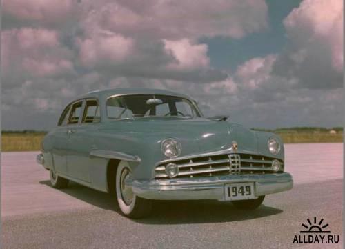 Аэростиль. Часть первая (1948-1953)