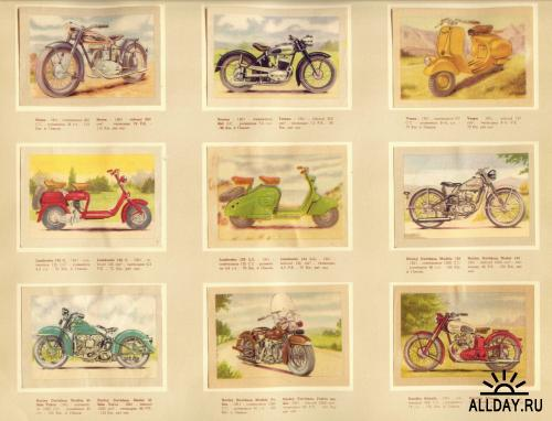 Album Jacques autos et motos (1951)