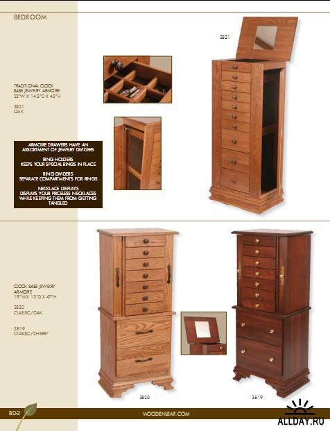 Wooden Leaf - catalog 2011/2012