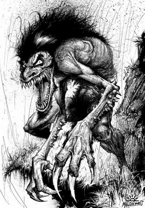 Графический рисунок - Джонатан Вайчек