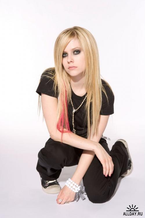 Avril Lavigne - Promoshoot by Mary Ellen Matthews