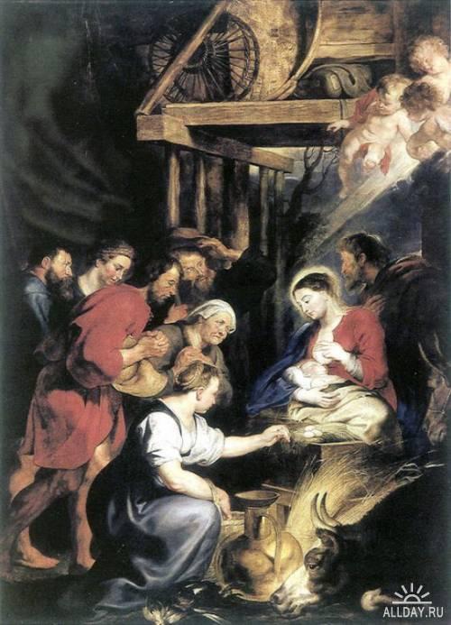 Живопись - Творчество Питера Пауля Рубенса