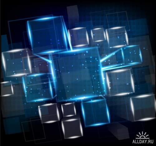 Картинки HD формата абстракция, обои рабочего стола