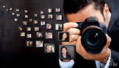Люди с фотоаппаратом 3 | People with camera 3