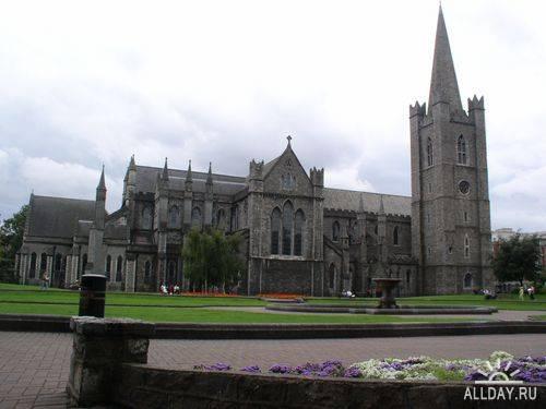 Клипарт - Dublin