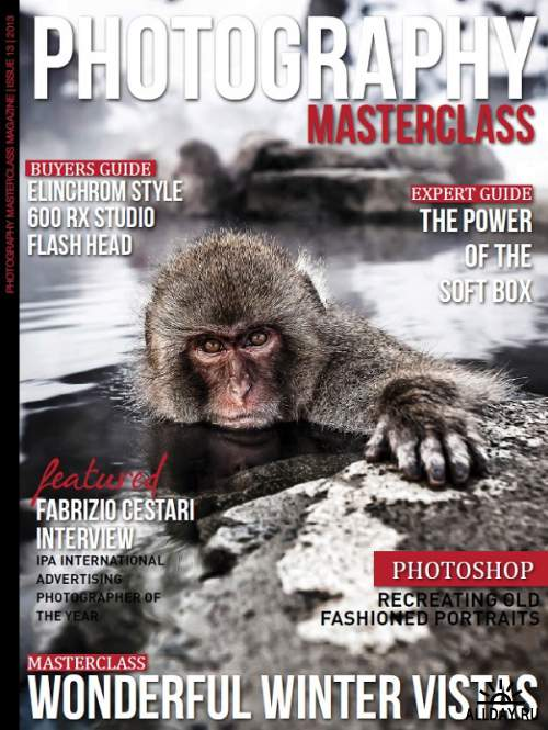 Photography Masterclass Issue 12;13  - 2013