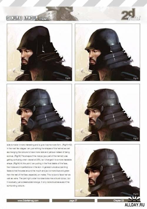 Painting Armour