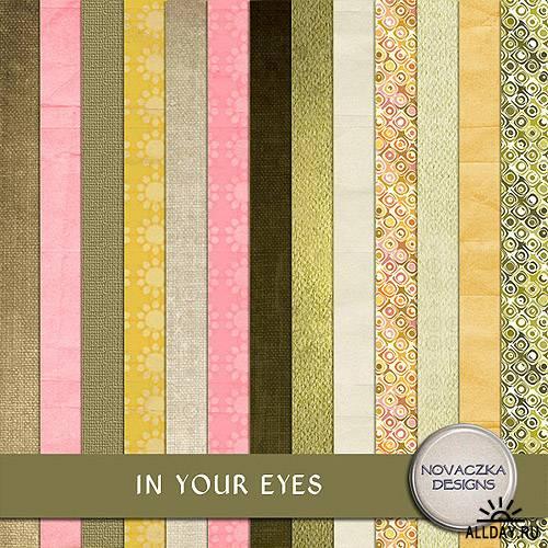 Скрап-набор – In your eyes