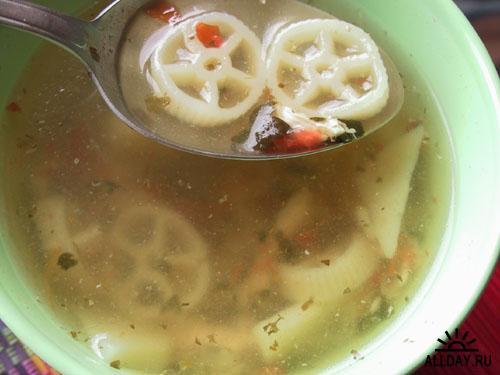 SpottyDVD - Food