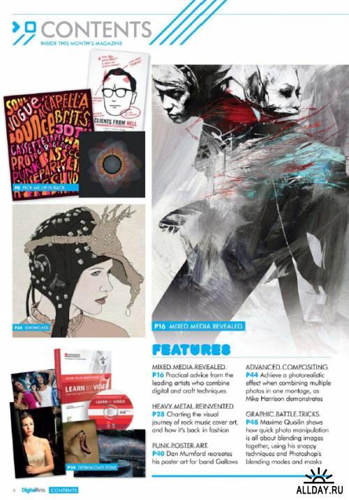 Digital Arts - April 2011