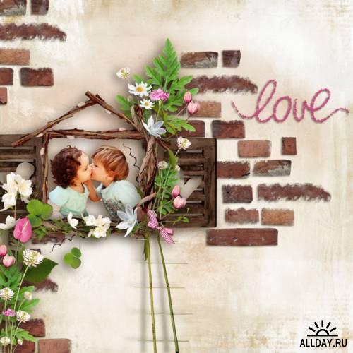 Scrap - Love Inspiration