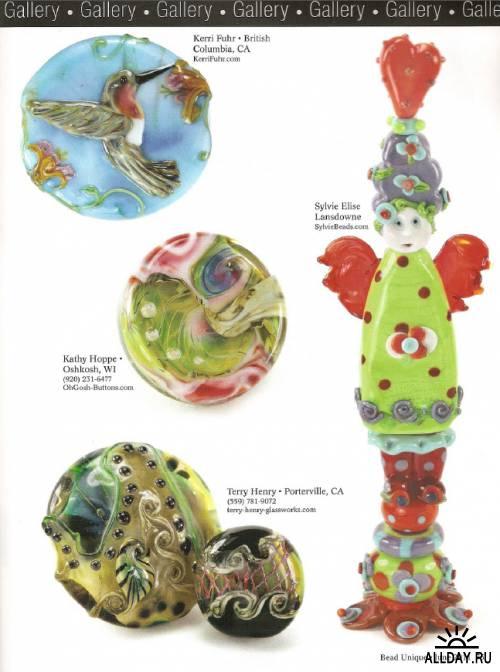 Bead Unique - Issue 29, June 2011