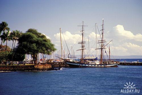Клипарт: Тихий океан