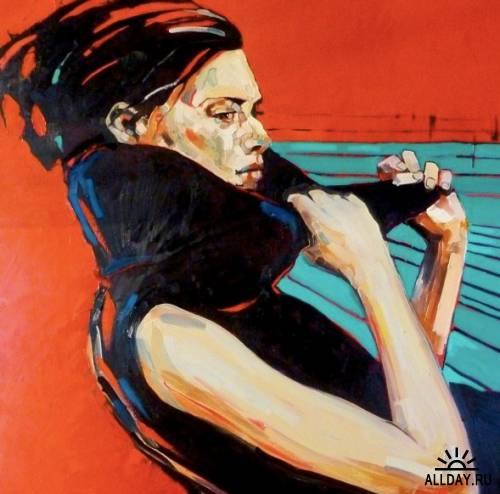 New Artworks by Anna Bocek