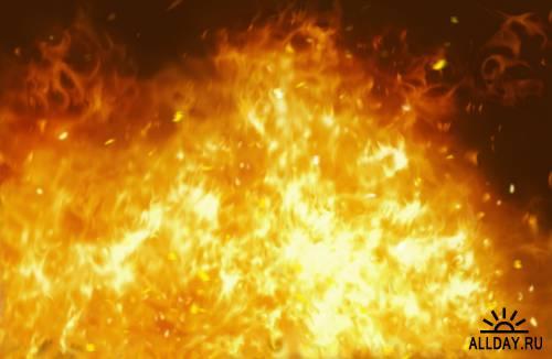 Огненные PSD