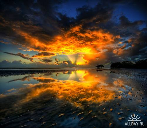 40 breathtaking examples of serene sunrise photography
