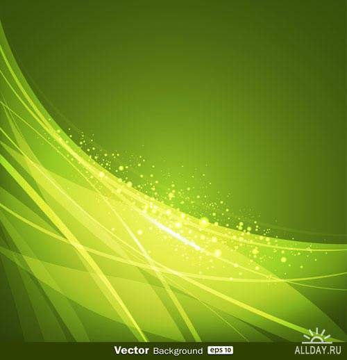 Зеленый фон | Green background