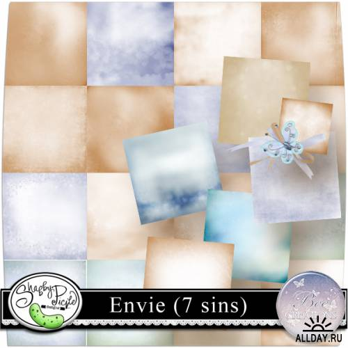 Scrap kit Envie