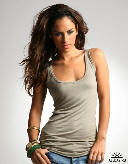 Natalie Suliman - ASOS Lingerie & Swimwear PhotoShoot