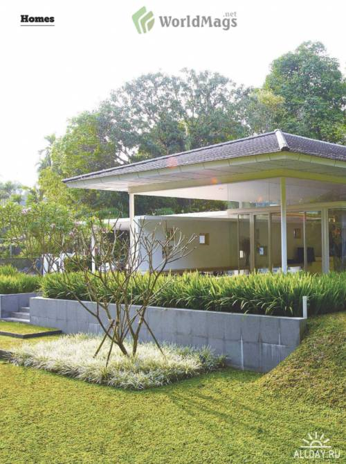 Singapore Tatler Homes - June/July 2012