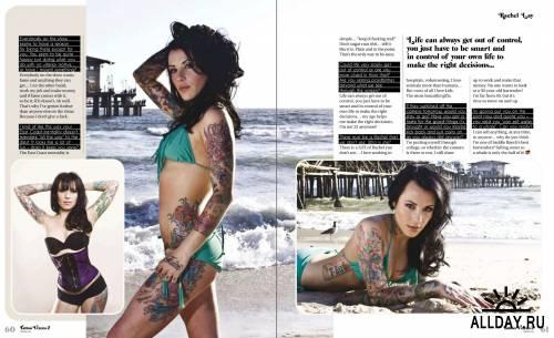 Skin Deep Tattoo Vixens 2 - 2012