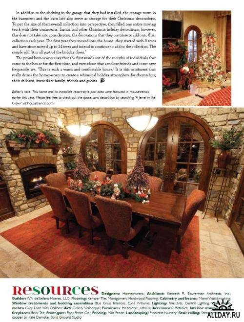Housetrends (Greater Cincinnati) - November/December 2011