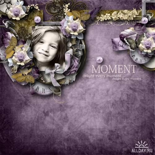 Скрап-набор - Memories
