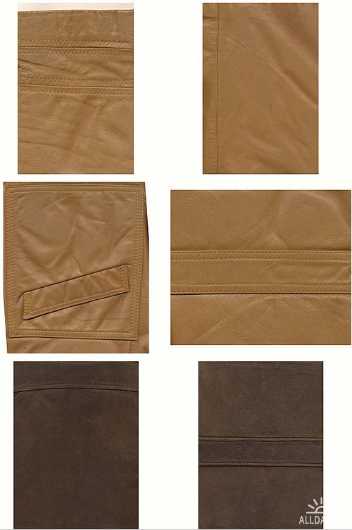 SHQ leather texture pack