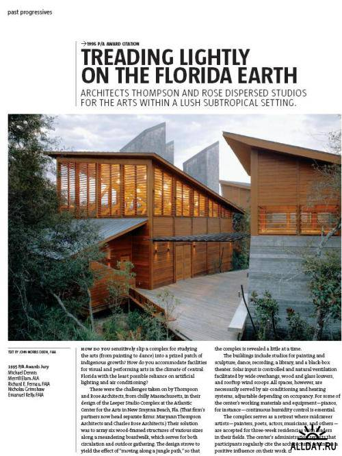 Architect - March 2012