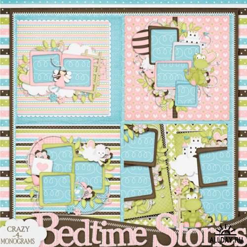 Скрап-набор - Bedtime Stories