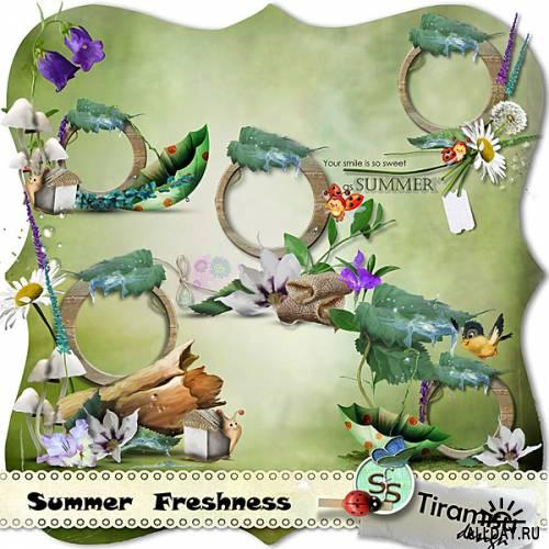 Scrap - Summer Freshness
