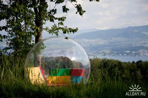 Добро пожаловать в квартиру-пузырь!