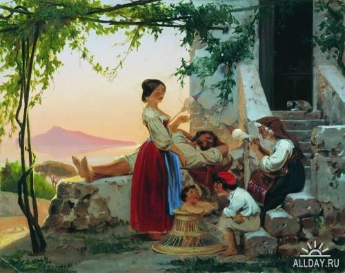Русские и советские художники. Часть7