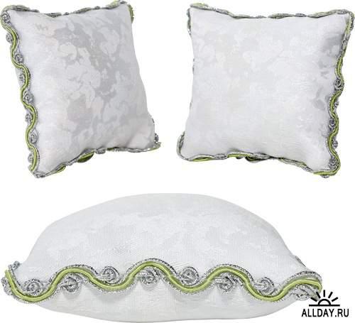 Фотосток: подушки