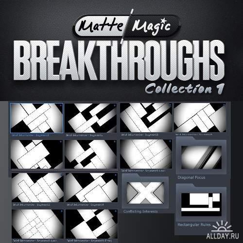Digital Juice Matte Magic Breakthroughs Collection 1