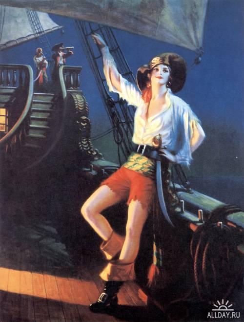 Иллюстратор Edward Mason Eggleston