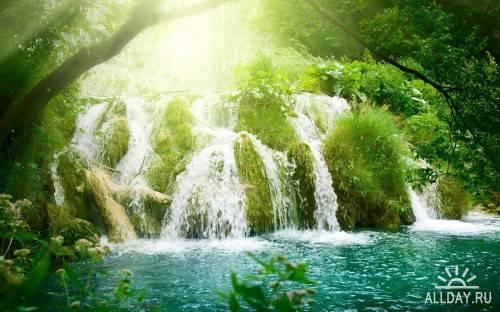 Сборник качественных обоев природы (часть 2)